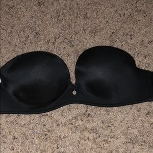 Victoria secret strapless bombshell bra